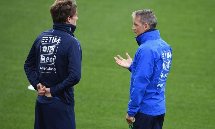 Mancini: 'Siamo l'Italia, agli Europei per vincere con Zaniolo'