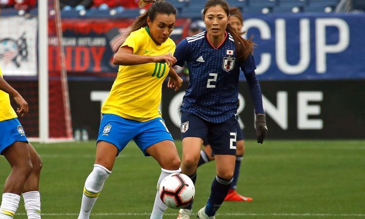 Mondiale femminile, le avversarie dell'Italia: il Brasile VIDEO