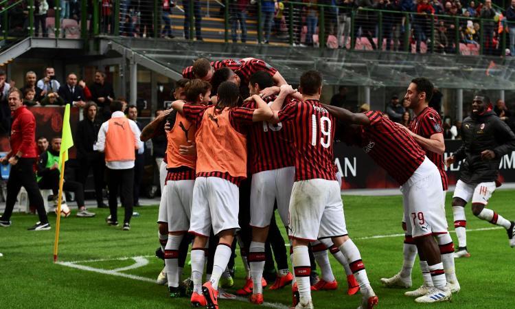 Questo Milan merita di andare in Champions League