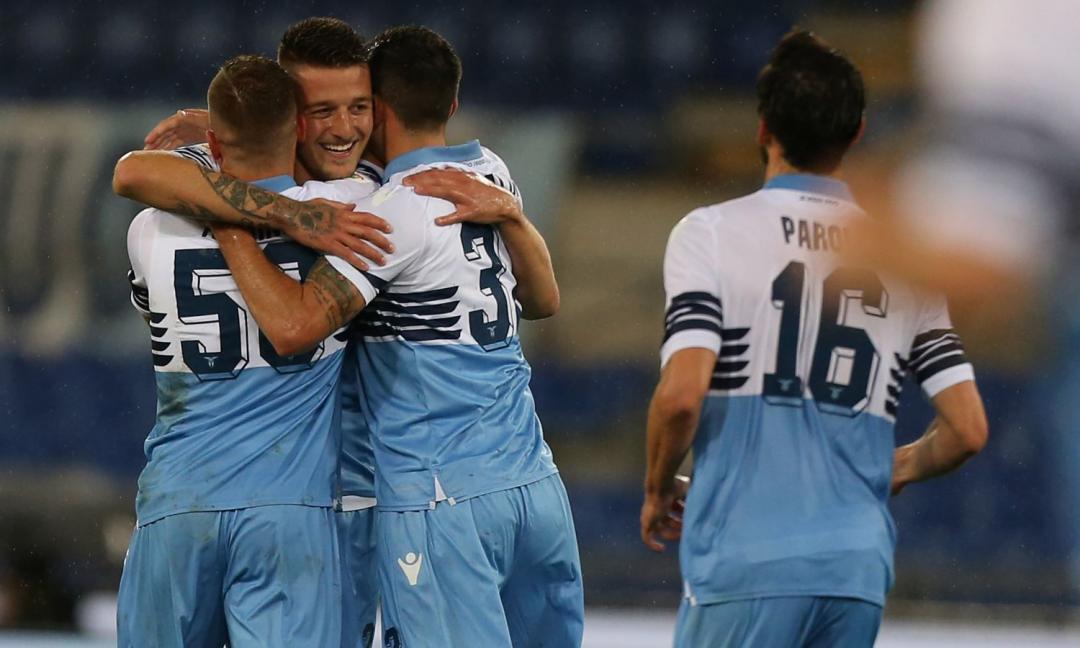 FIFA20: sono due i calciatori della Lazio nella Top100