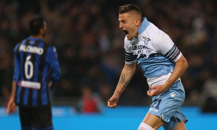 Lazio, le pagelle di CM: Correa magico, Milinkovic esplosivo!