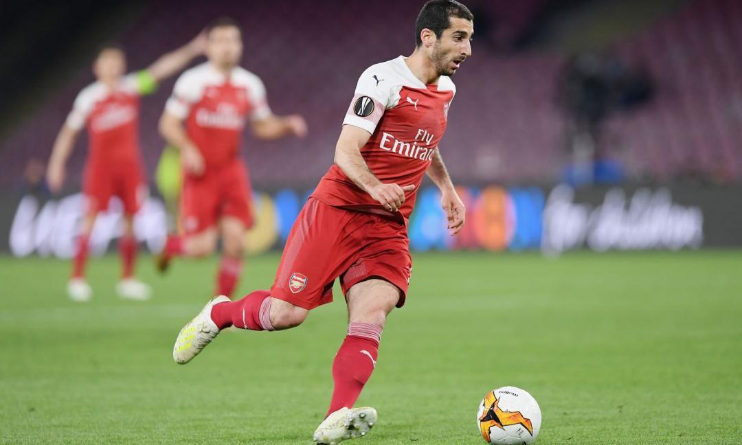 Caso-Mkhitaryan e la debolezza della UEFA