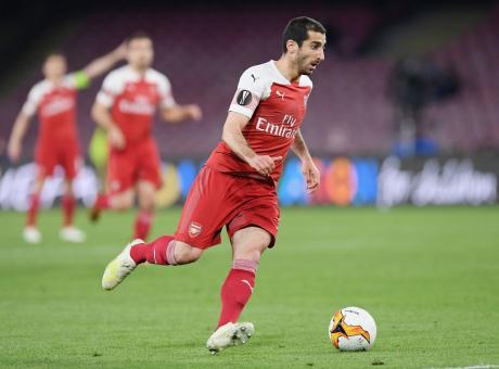 Arsenal, UFFICIALE: Mkhitaryan salta la finale di Europa League per motivi politici