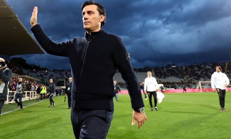 Fiorentina, Montella: 'In questa situazione per colpa... dell'Atalanta. Commisso? Mi perseguita dal Milan...'