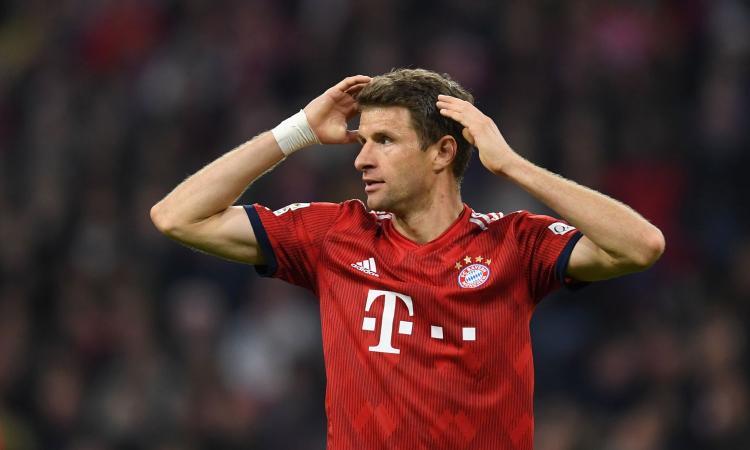 Bayern Monaco, Muller: 'Il Borussia Dortmund si è rinforzato, sarà una stagione interessante'