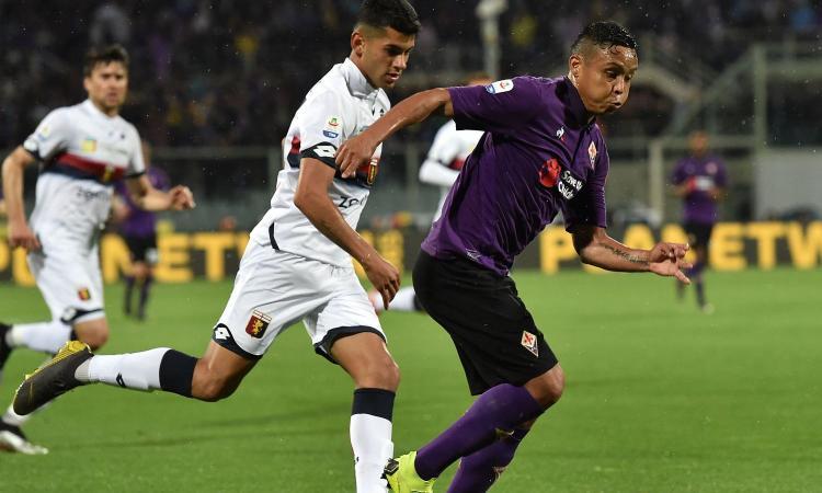 0-0 a Firenze: Fiorentina e Genoa restano in Serie A!
