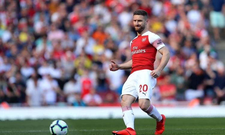 L'Arsenal scarica Mustafi: idea Milan