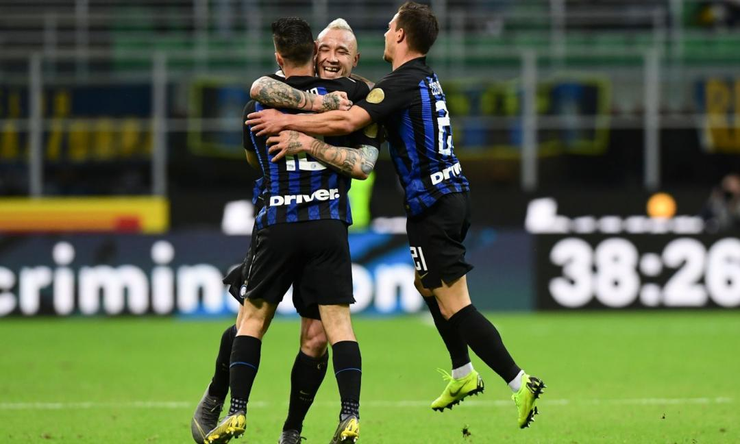 Inter: nonostante Spalletti, è Champions League!!