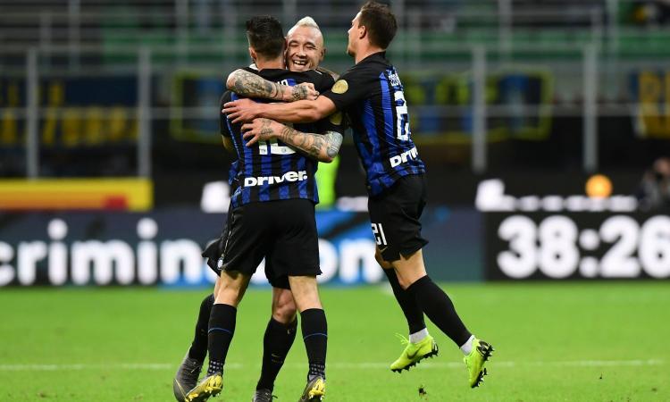 Inter, Nainggolan: 'Siamo messi messi meglio dell'anno scorso, meritiamo la Champions'