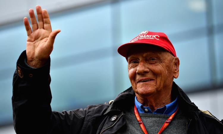 Lauda è morto: il cordoglio della Ferrari per la leggenda della Formula 1