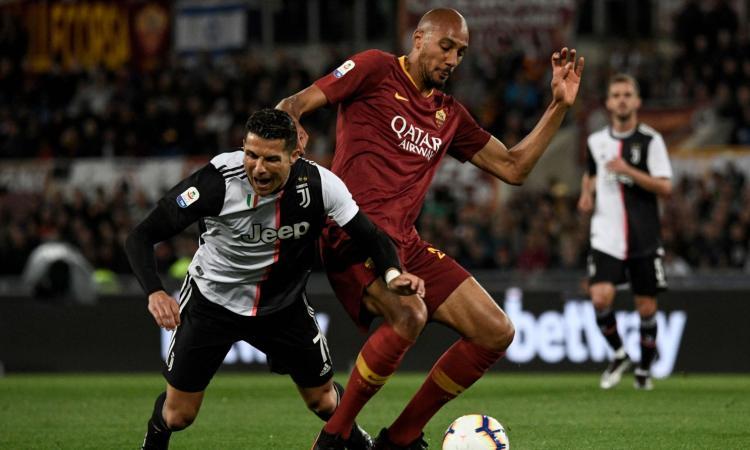 Roma, Nzonzi verso il Galatasaray: la formula dell'affare