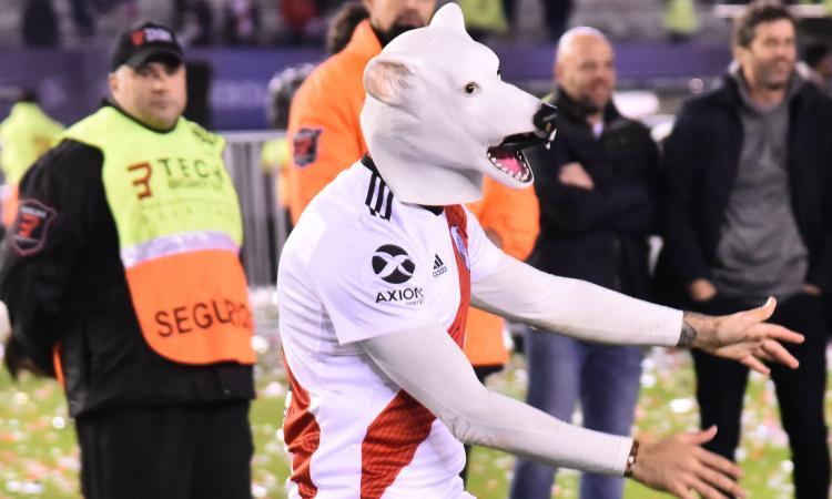Recopa Sudamericana al River Plate: l'Orso Pratto decisivo al 91°, i complimenti del Torino VIDEO