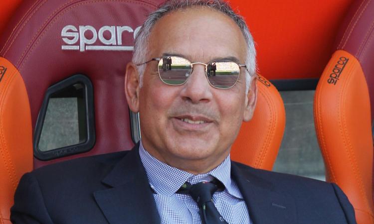 Roma, l'ultima di Pallotta: dirottare lo stadio a Fiumicino