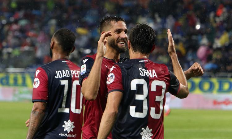 Serie A: tris del Torino alla Lazio, l'Udinese vince 2-1 a Cagliari