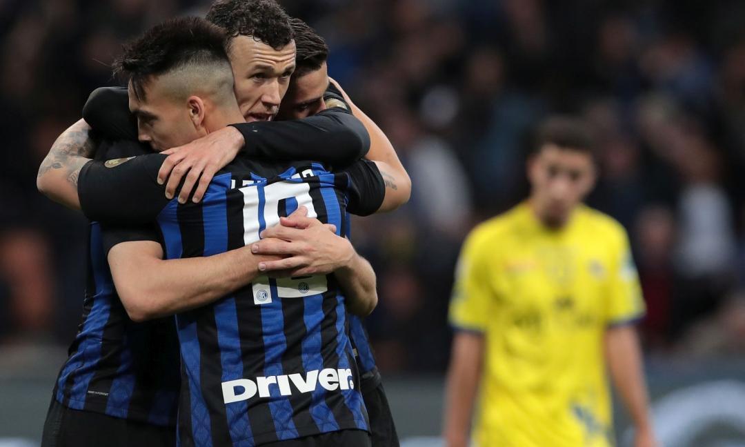 Inter: vittoria, ma che strazio
