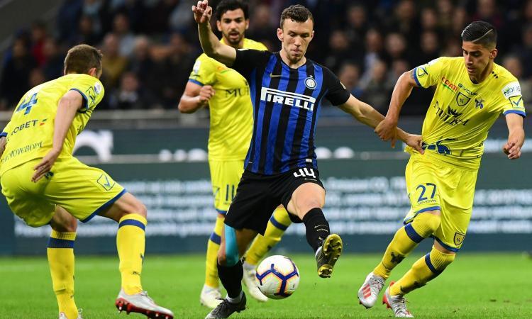 Inter Chievo 2-0: il tabellino