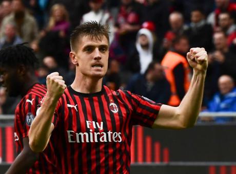 Milan: scelta fatta su Piatek, con o senza Champions