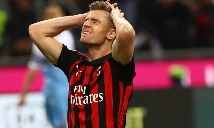 Milan, statistica flop con l'Udinese