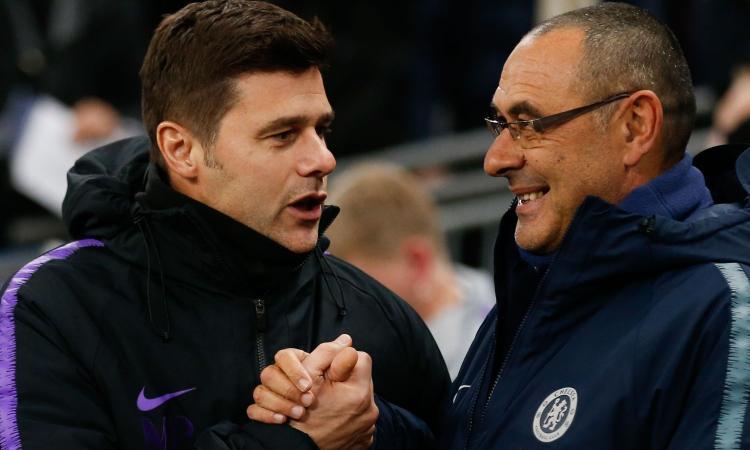 Juve, contatti con Sarri e Pochettino: Guardiola resta al City