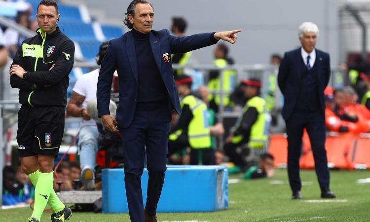 Fiorentina, salgono le quotazioni di Prandelli