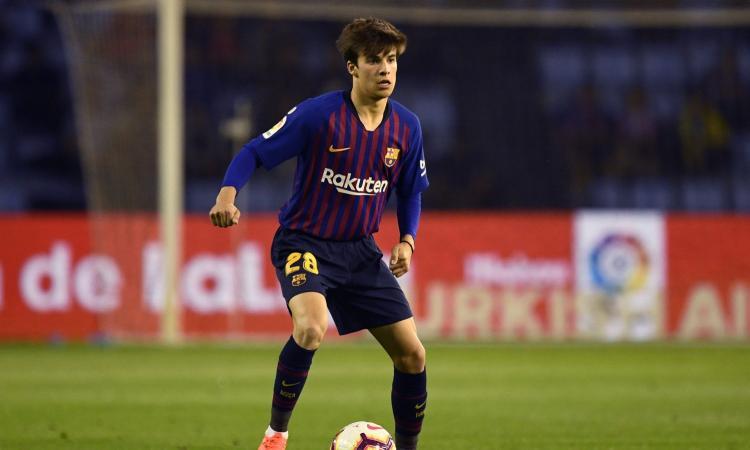 Barcellona, un centrocampista non si muove a gennaio