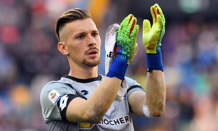 Inter: ok dal Genoa per Radu e Salcedo