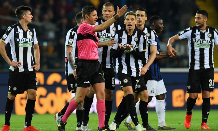 Chiesa a CM: 'A Udinese e Inter manca un rigore. Follia di Paquetá: sarà stangata. Il penalty per il Napoli...'