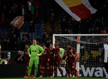 La Juve aspetta Agnelli-Allegri e perde, la Roma vince ma la Champions è quasi impossibile