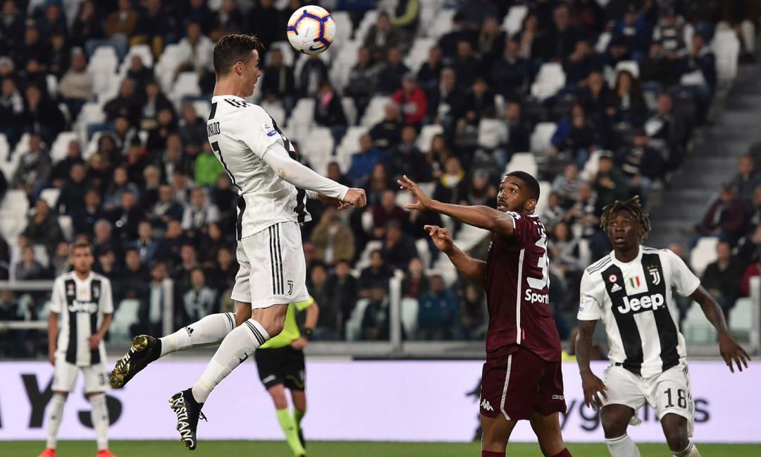 Ronaldo, ovvero il centravanti della Juve di Sarri