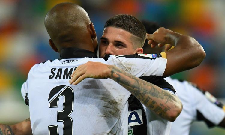 Udinese, Samir: 'Sono grato al Flamengo, ma sono contento in Italia'
