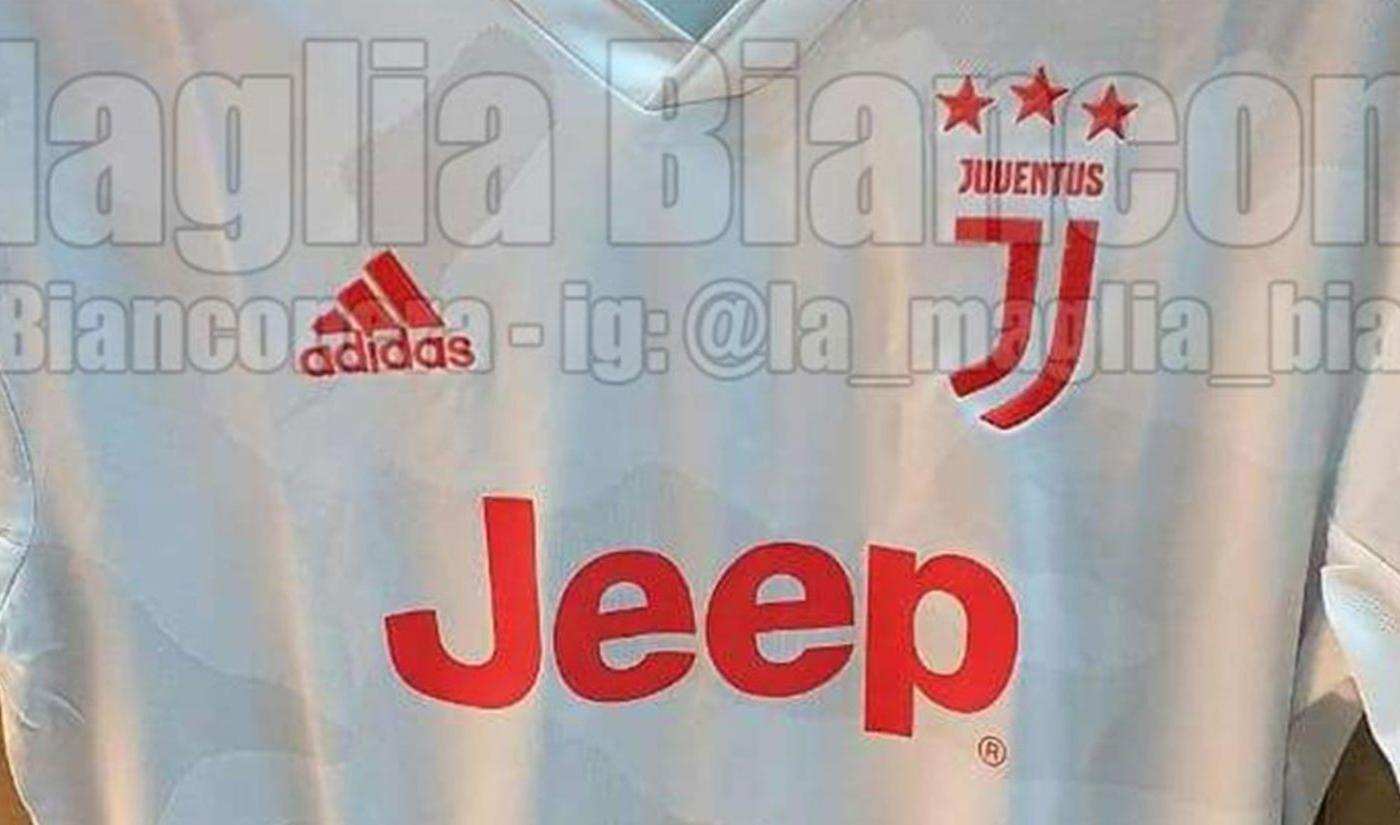 Juventus Here Are The First Pictures Of The 2019 20 Away Kit