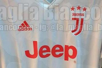 finest selection 52719 edbcf Juventus, here are the first pictures of the 2019/20 away ...