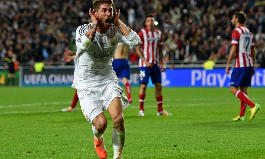 ULTIM'ORA: Sergio Ramos può andare alla Juve