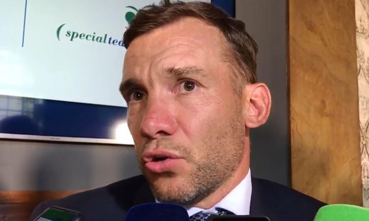 Shevchenko: 'Ibra? Accettare il Milan significa assumersi grandi responsabilità'