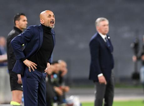Spalletti: 'Molti meritano di rimanere all'Inter. De Vrij e Politano ci saranno'