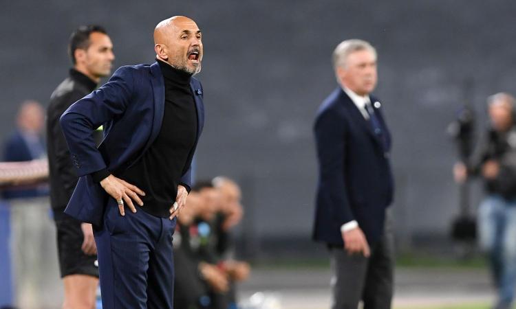 Inter, Spalletti mette a repentaglio i milioni della Champions