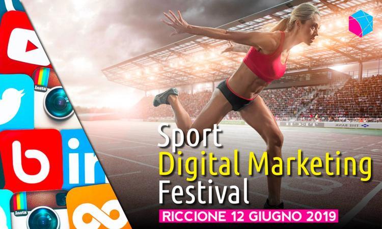 Sport Digital Marketing Festival, si apre l'edizione delle stelle