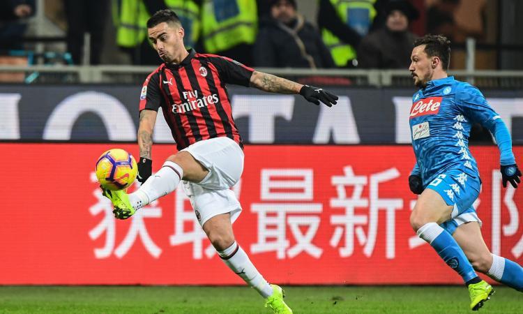 Milan: proposto Mario Rui