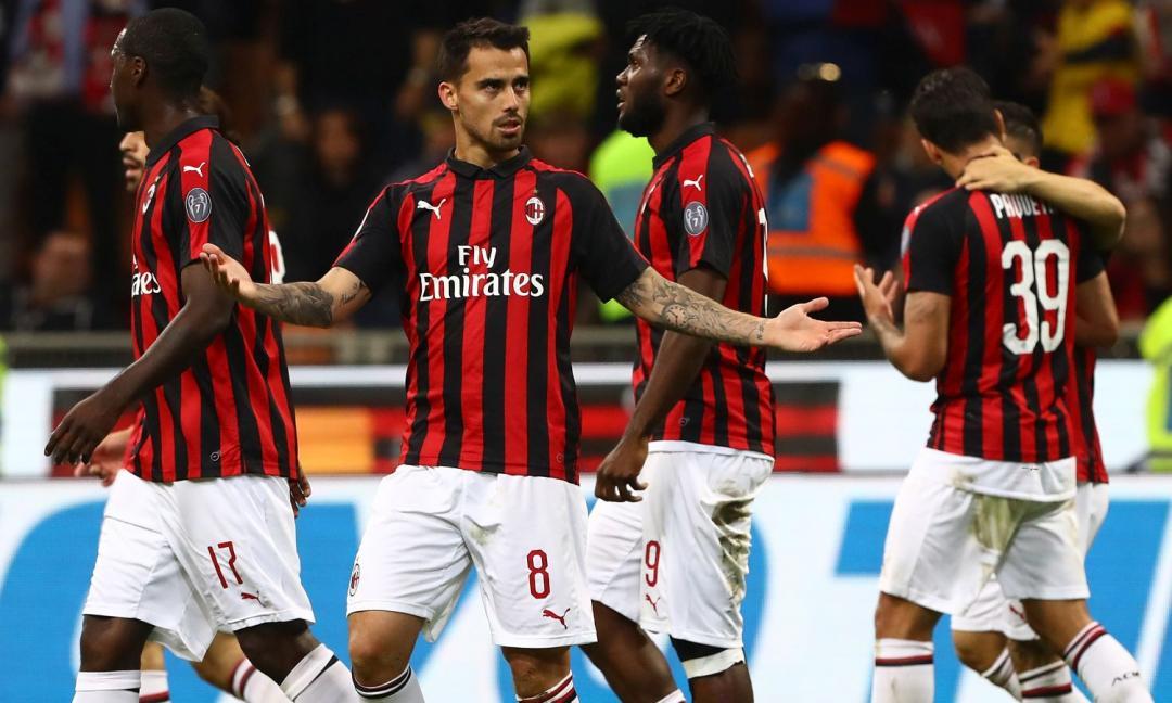 Milan, vittoria d'inerzia. Solita squadra e soliti arbitri...
