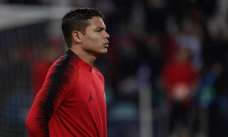 Milan, senti Thiago Silva: 'Legatissimo ai rossoneri, per il futuro ci sarà tempo'