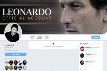 AC Milan: Leonardo cancels all his social media posts | English News