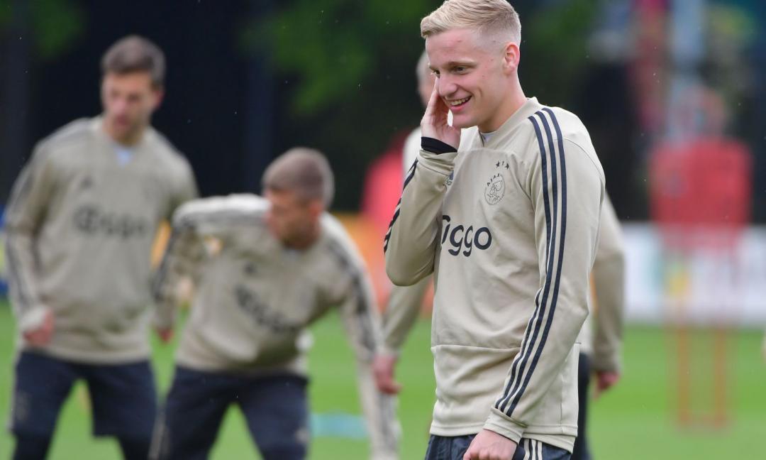 Ajax-Barcellona: asse diretto tra le due squadre. Idea...