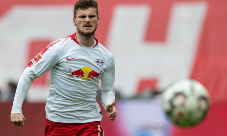 RB Lipsia: Werner ci ripensa?