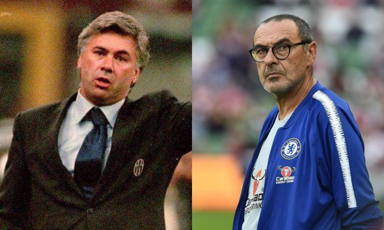 Juve, i tifosi non ripetano con Sarri lo stesso errore commesso con Ancelotti