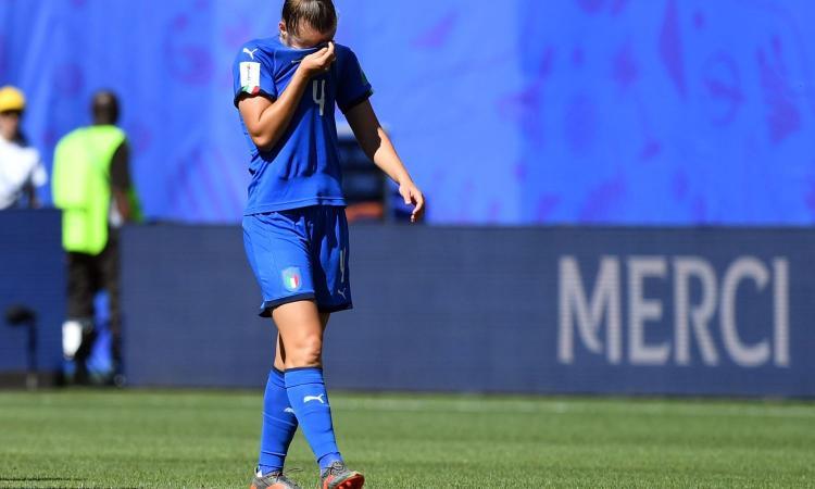Italia femminile, Galli: 'E' solo il punto di partenza'