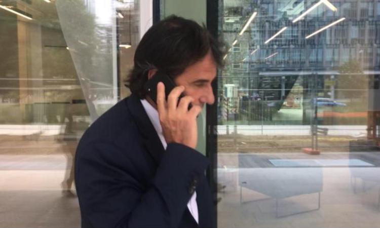 Sassuolo, sfida alla Lazio per un terzino