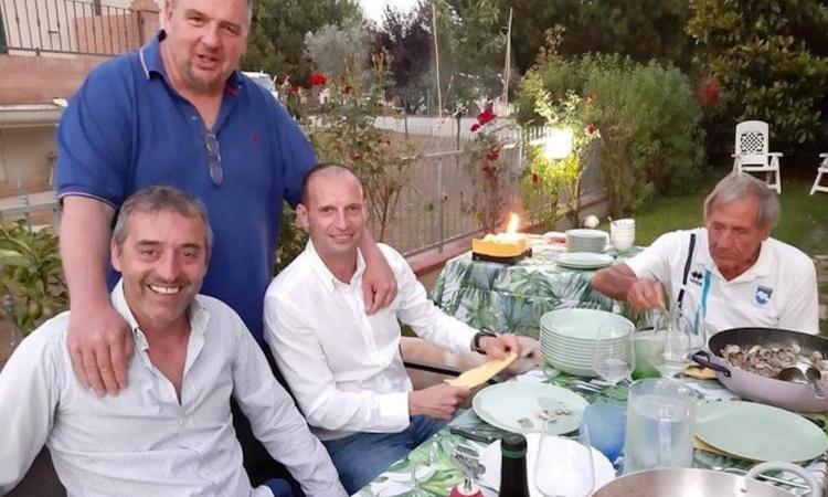 Galeone: 'Allegri si sente tradito dalla Juve e da Agnelli. Non ha ancora superato l'addio'