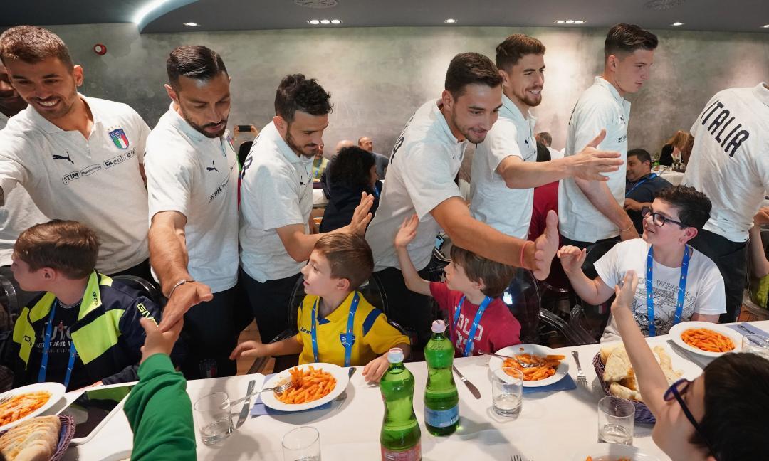 Calcio, Cucina&Cultura: in giro per l'Europa con gli Azzurri