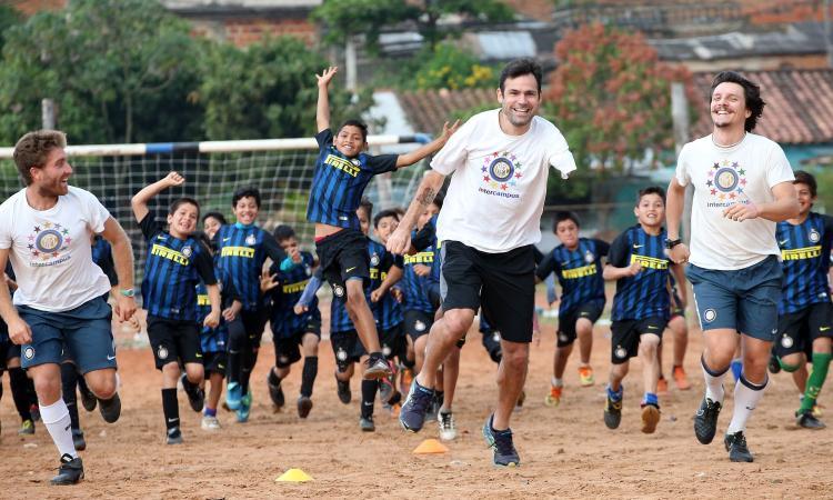Inter Campus all'Onu con Julio Gonzalez