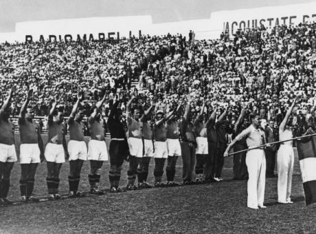 Italia-Grecia del 1934, la partita senza ritorno: le mani del regime fascista sul calcio